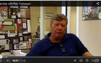Interview with Ron Freiberger – January 2012