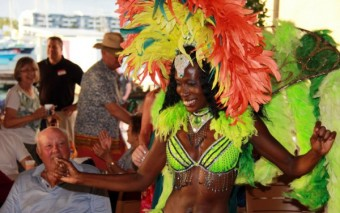 Royal Bash at Simpson Bay Resort & Marina – May 2013
