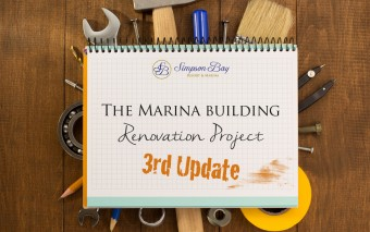 The Marina building on its way to be amazing