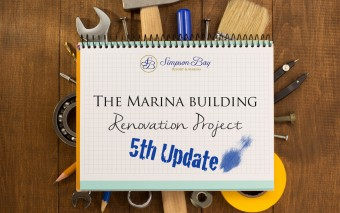 The 5th Update of the Marina Building