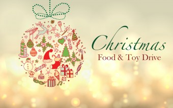 Christmas Food & Toy Drive